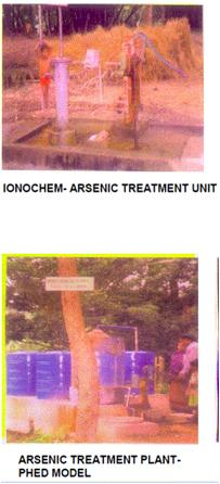 Examples of Arsenic removal units (ARU)excuted in West bengale_India1