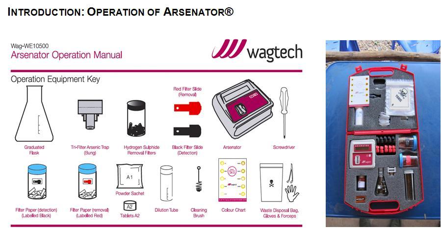 IntroductionOperation of Arsenator